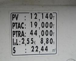 MAN TGS 4X2 PLATEAU GRUE